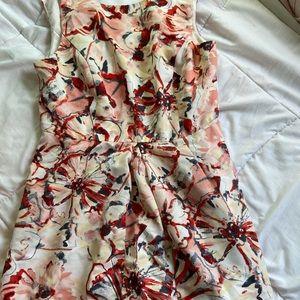 Loft knee length dress